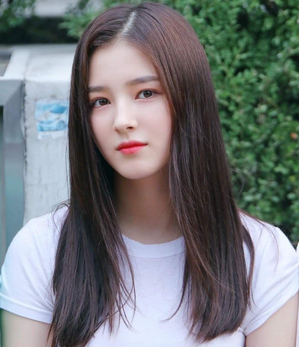 tóc dài thẳng