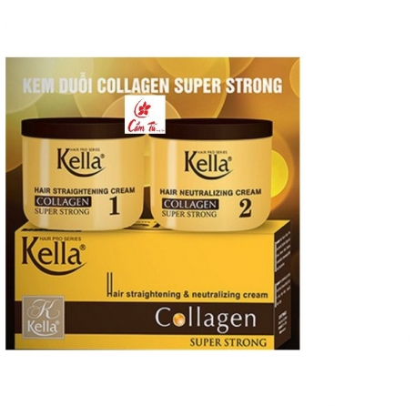 Thuốc duỗi Kella Collagen 500nl super strong
