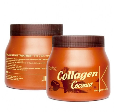 Hấp tóc Collagen 1000ml Karanz